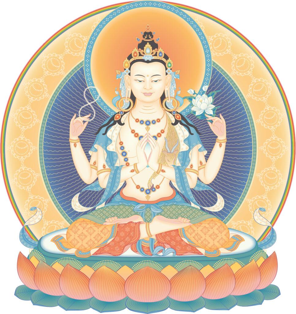 Buddha Avalokiteshvara Empowerment